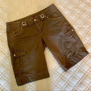Pants - 🐞[2/$30]  Athleta Kick It Bermuda Cargo Shorts
